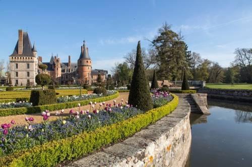 Château de Maintenon et ses jardins à la française, Eure et Loir